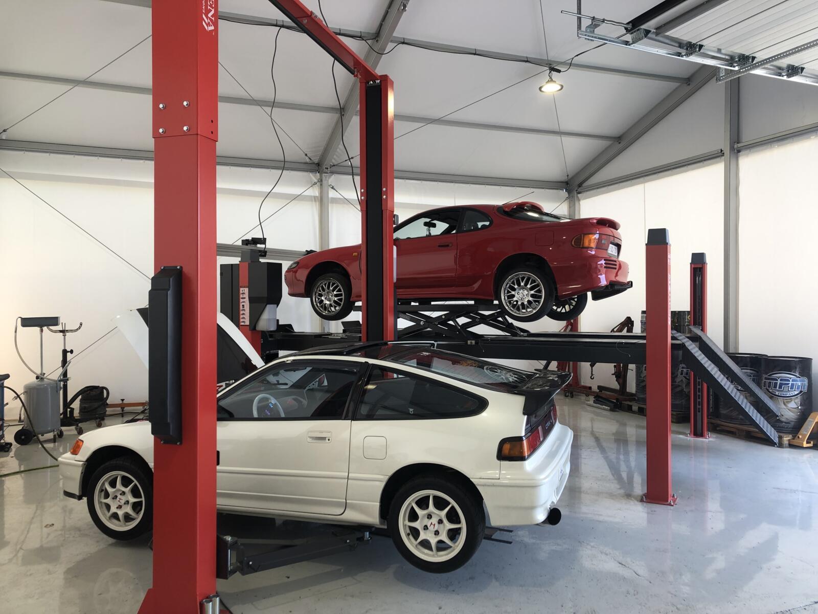 DC Cars Baasrode - Diensten