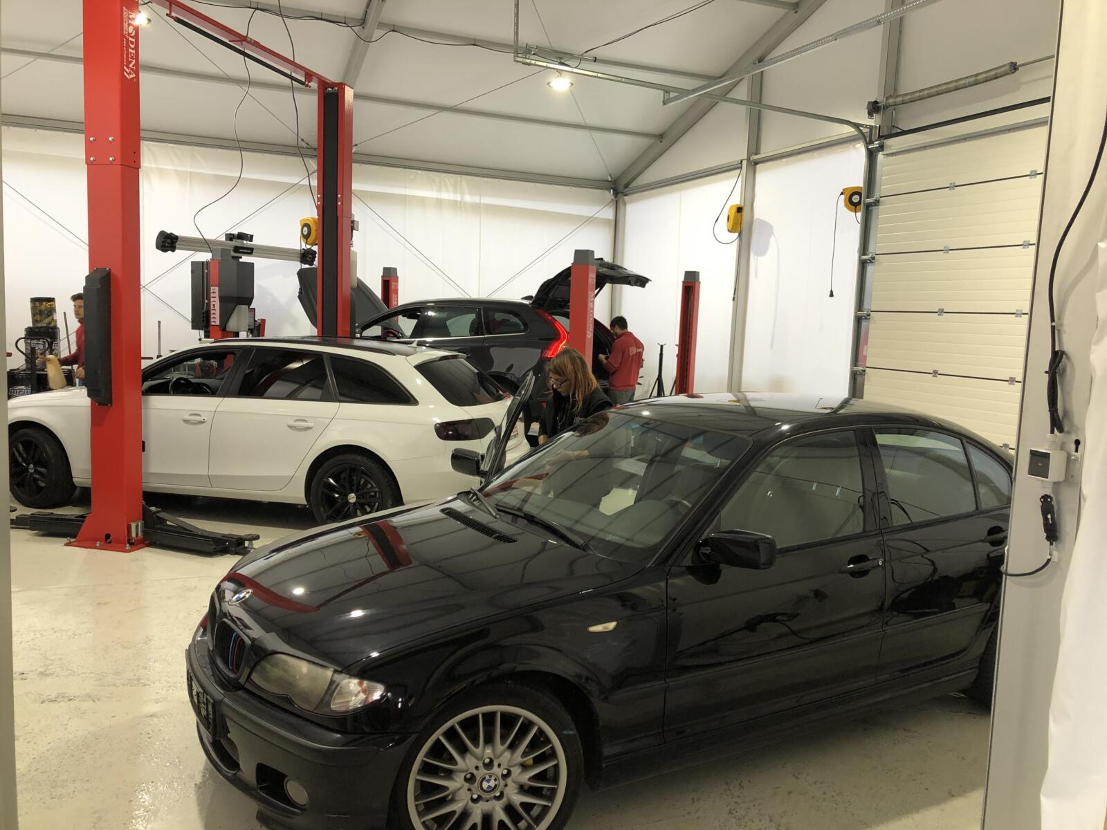 DC Cars Baasrode